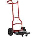 Multi-Surface Dolly for 20, 32, 44 or 55 Gallon BRUTE® Containers - 1997801
