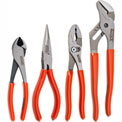 Proto® J200XLS 4 Piece XL Series Cutting Pliers Set