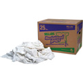 Sellars® Reclaimed Rags - Pure White, 25 Lbs. 99209