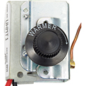 Berko® Single Pole Thermostat Kit UHMT1 - 40-80°F Temp For Horizontal/Downflow Unit Heater