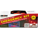 Tapco® 115650 50 Pc. Basic Road Flare Emergency Kit