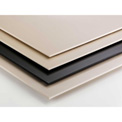 AIN Plastics Cast Nylon 6 Plastic Sheet Stock, 48 in.L x 24 in.W x 1-1/2 in. Thick, Natural