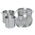 Heavy 24 Quart Aluminum Stock Pot