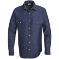 Red Kap® Men's Deluxe Denim Shirt Long-XL SD78-SD78DNLNXL