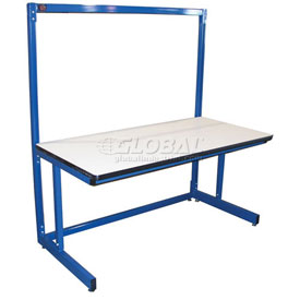Basic Expandable Modular Workbenches