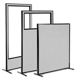 Interion® Freestanding Room Dividers