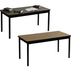 Correll - Library Tables With High-Pressure Laminate Tops