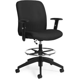 Global™ Truform Medium Back Stools