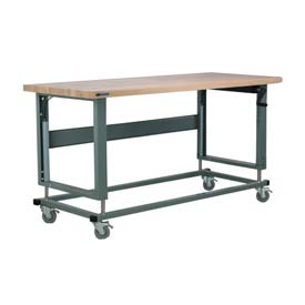 Stackbin 2500 Series Workbenches