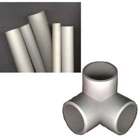 Furniture Grade PVC Pipe & Fittings