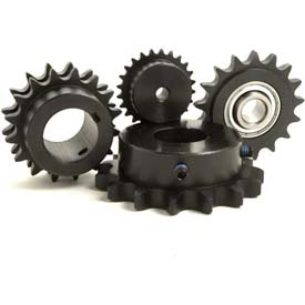 TRITAN ISO 08B Plain Bore Sprockets