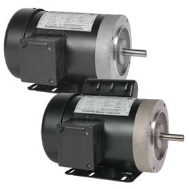 Worldwide Electric Single Phase General Purpose Motors, Totally Enclosed