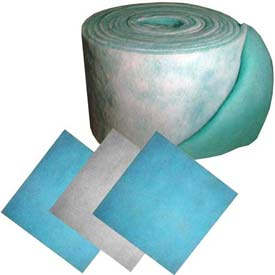 Filtration Manufacturing Polyester Media Pads & Rolls