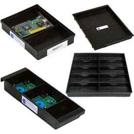 Fancort ESD Component Trays