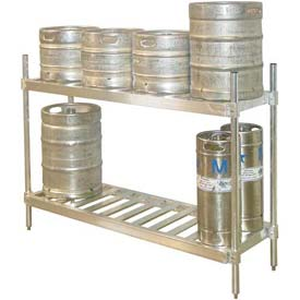 PVI - Keg Shelving