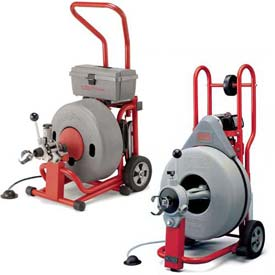RIDGID® Drum Machines