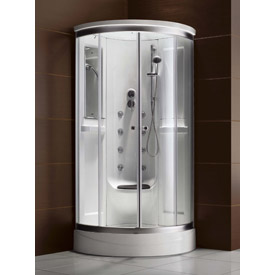Steam Planet Corner Shower Enclosure