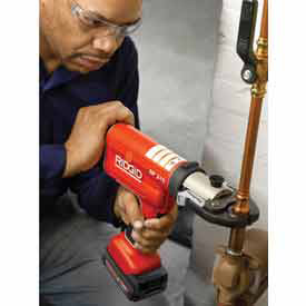 Ridgid RP 210 Battery Press Tool Kit