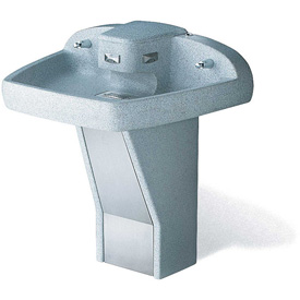 Bradley Terreon Quadra-Fount Washfountain