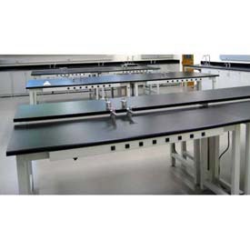 Ergonomic Adjustable Laboratory Work Benches