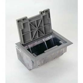 Wiremold AF Series Raised Floor Boxes