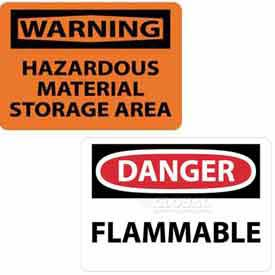 OSHA Danger & Warning Signs