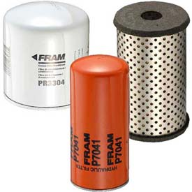 FRAM® Coolant, Hydraulic & Miscellaneous Filters