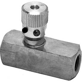 Flow Control Valves & Check Valves