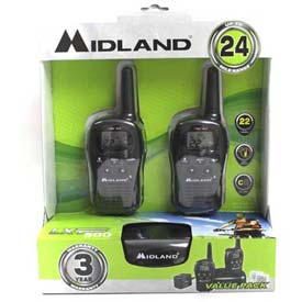 Mayday™ Walkie Talkies