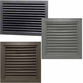 Activar Steel Door Louvers - Inverted
