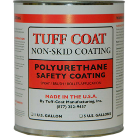 Tuff Coat Non-Skid Coating For Wet Areas