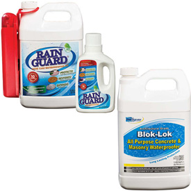 Rainguard International Waterproofers, Repellents, & Sealers