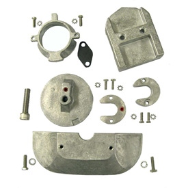 Replacement Anodes & Trolling Motor Kits