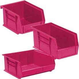 Pink Ultra Stacking & Hanging Bins