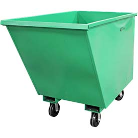 Valley Craft® EZ Dump Auto-Lock Mobile Hoppers