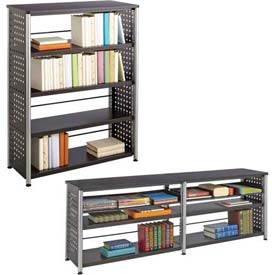 Safco® - Scoot™ Bookcase & Credenza Collection