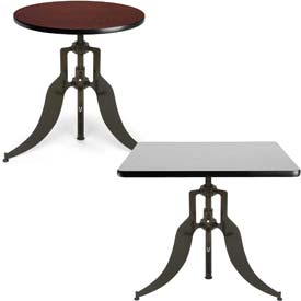 OFM - Bistro to Café Height Adjustable Tables