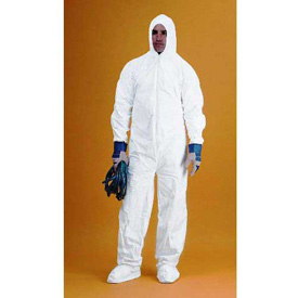 KeyGuard® Disposable Protective Coveralls