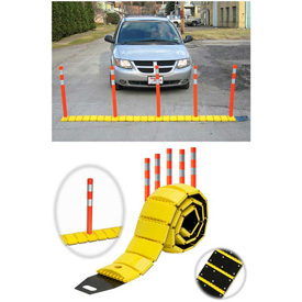 Portable & Permanent Speed Bumps