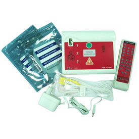 AED Trainer Device Systems