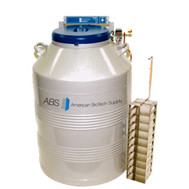 ABS® Auto Jr. Auto Fill Cryogenic Tanks