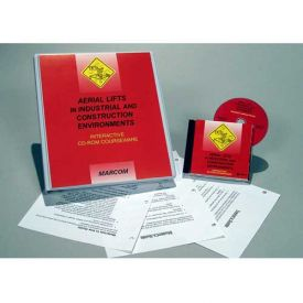 MARCOM Regulatory Compliance Kit Series Safety Training CD/DVD