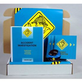 MARCOM Safety Meeting Kit Series Safety Training CD/DVD