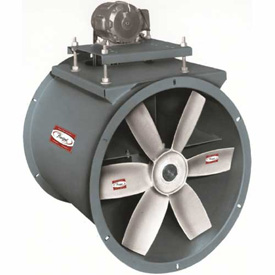 Belt Driven Duct Axial Fan