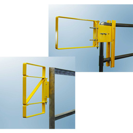 FabEnCo Carbon Steel Self-Closing Safety Gates