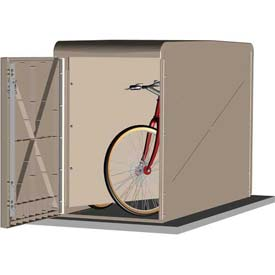 CycleSafe Economical Ecopark Bicycle Lockers