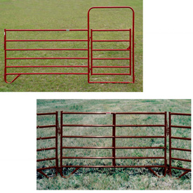 Behlen Country® 16 Gauge Steel Medium-Duty Corral & Entrance Panels