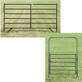 Behlen Country® 14 Gauge Steel Horse Corral & Entrance Panels
