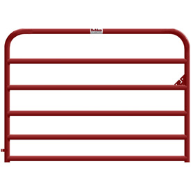 Behlen Country® Heavy-Duty and Medium-Duty Steel Rail Gates