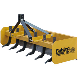 3-Point Tractor Attachment Box Blades